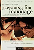 img - for Preparing for Marriage Leader's Guide book / textbook / text book