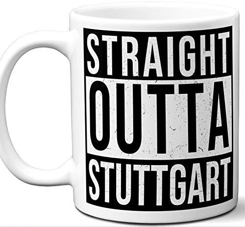 Stuttgart Arkansas AR Souvenir Gift Mug. Unique