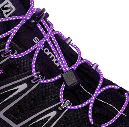 Tie Shoelaces Lemon Hero Reflective product image