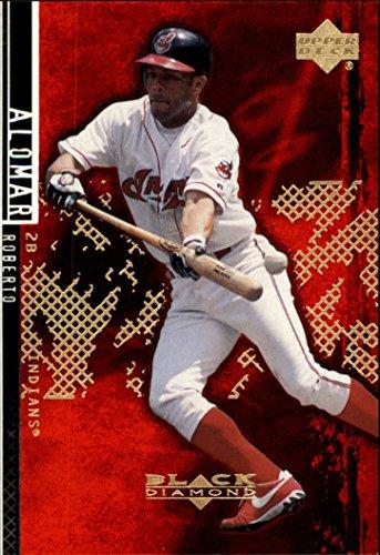 2000 Black Diamond Rookie Edition #14 Roberto Alomar - NM ()