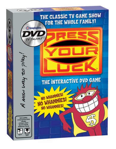 Imagination Entertainment Press Your Luck DVD by Imagination Entertainment