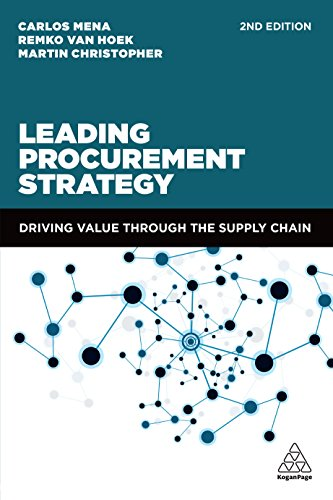 Leading Procurement Strategy Driving Value Through the Supply Chain