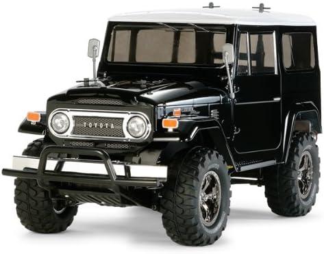 タミヤ 58564-M 1/10 CC-01 トヨタ ランドクルーザー40 ブラックスペシャル 塗装済みボディ ミドルセット