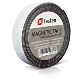 Best Magnetic Tapes - XFasten Flexible Strong Magnetic Tape, 1-Inch x 10-Foot Review