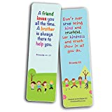 Bible Bookmarks for Kids - Character Building