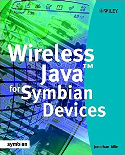 Best books] programming wireless devices with the java (tm)2 platfo….