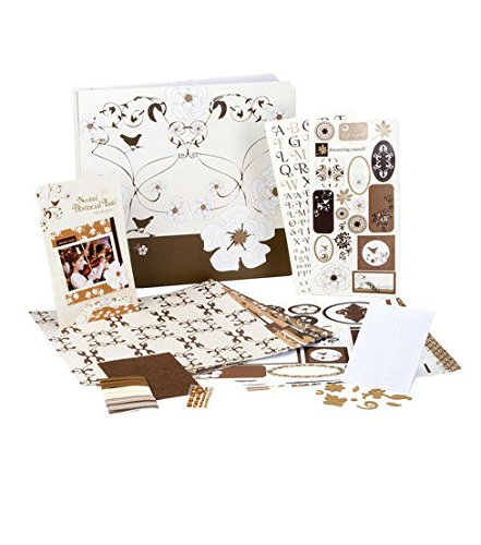 (Autumn Leaves Provincial Fare Mega Memories Postbound Album Kit 12 x 12 - 510 Pieces Kit)