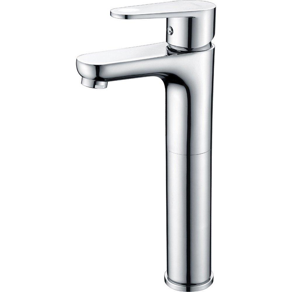 MMYNL TAPS MMYNL Waschtischarmatur Bad Mischbatterie Badarmatur Waschbecken Antike Kupfer kalt Wasserhahn Badezimmer Waschtischmischer