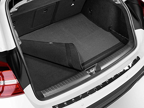 (Mercedes-Benz Genuine OEM Reversible Trunk Cargo Mat 2015 to 2017)
