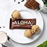 ALOHA Organic Plant Based Protein Bars |Chocolate