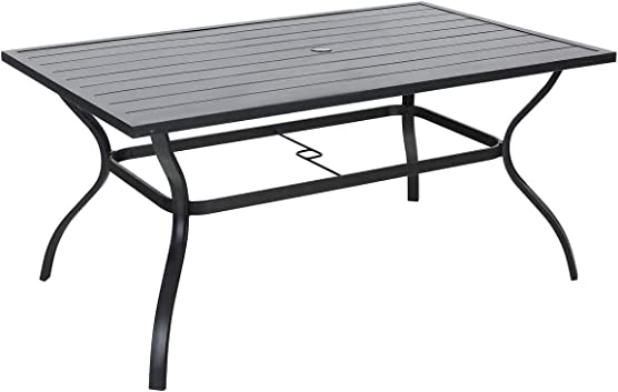 Vicllax Outdoor Dining Table