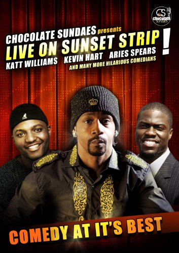 Chocolate Sundaes Comedy Show: Live On Sunset Strip! (Sunset On Strip Live The)