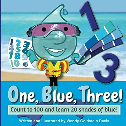 One, Blue, Three!