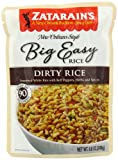 Zatarain's New Orleans Style Big Easy Dirty Rice, 8.8 oz (Case of...