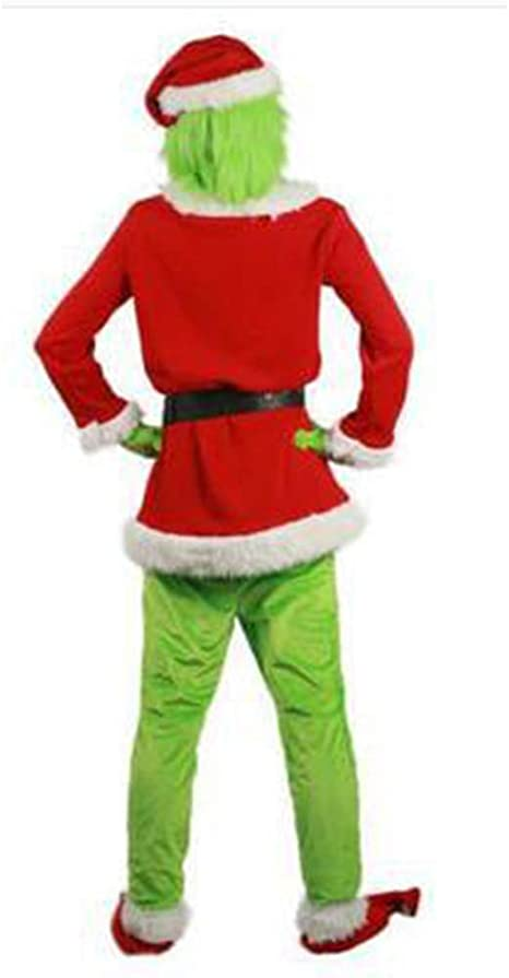 COSPLAYY Disfraz Navidad Fiesta Halloween Disfraz Divertido ...