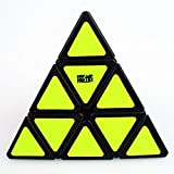 New. Moyu Pyraminx Speed Cube, Black