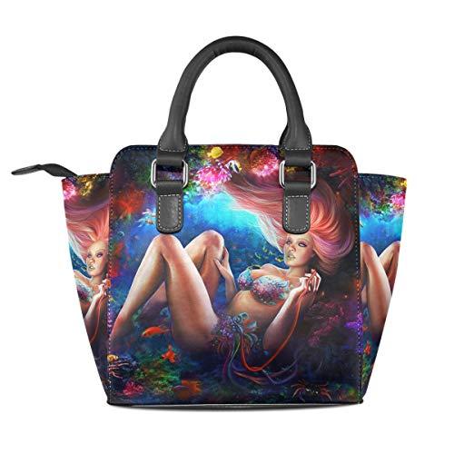 pour à Sac porter femme DragonSwordlinsu multicolore l'épaule Medium à tx5qwBBfR
