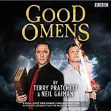 Good Omens: The BBC Radio 4 dramatisation Radio/TV Program Auteur(s) : Neil Gaiman, Terry Pratchett Narrateur(s) :  Full Cast, Peter Serafinowicz, Mark Heap