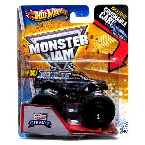 Lucas Oil Crusader Hot Wheels Monster Jam Vehicle