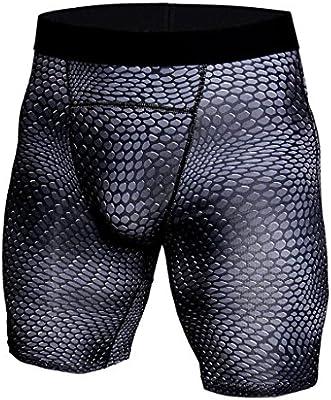 Longra Pantalón para Hombre, Entrenamiento Deportivo para Hombres Culturismo Pantalones Cortos de Verano Entrenamiento Fitness Gym Pantalones Cortos (Negro, L): Amazon.es: Deportes y aire libre