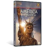America The Story Of Us (Colección de 3 discos) [DVD] (El empaque puede variar)