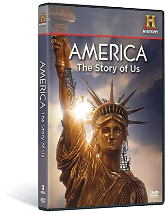 America The Story Of Us Westward Video Guide
