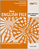 Image de New English File. Upper-Intermediate Workbook