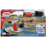 Thomas Motorised Railway Lift and Shift, Multi Color