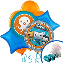The Octonauts Party Supplies - Balloon Bouquet