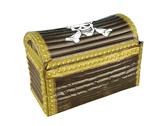 Adult Treasure Chest Pirate - 5