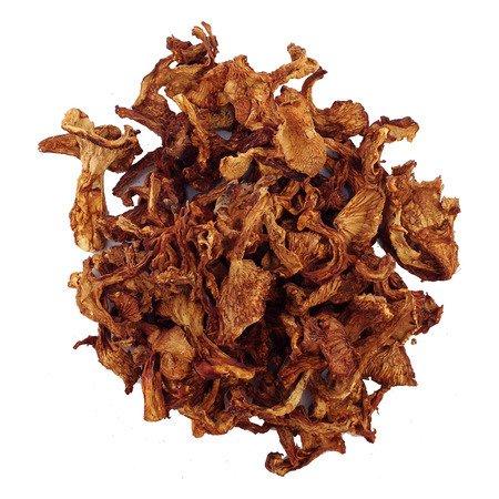 Dried Chanterelle Mushrooms, Golden - 1 (Chanterelle Mushrooms)