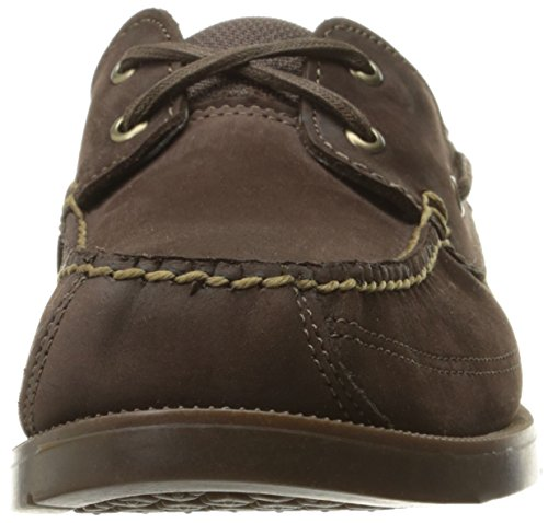 Pictures of Timberland Men's Piper Cove Fg Boat TB0A1G8CD47 Chocolate Chamois 6