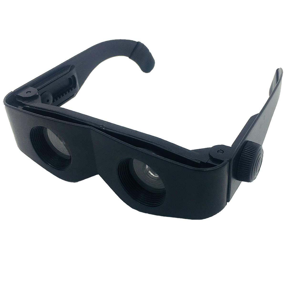 【返品交換不可】 Linkin スポーツフィッシング双眼鏡 プロ仕様 超軽量 超軽量 ハンズフリー双眼鏡 B07K31HPJZ 望遠鏡 プロ仕様 ブラック B07K31HPJZ, トヨナカチョウ:ee47da55 --- a0267596.xsph.ru