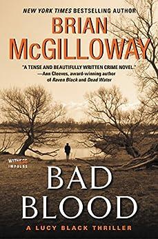Brian mcgilloway lucy black books