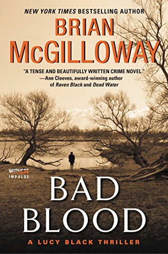 Bad Blood: A Lucy Black Thriller (Lucy Black Thrillers) cover