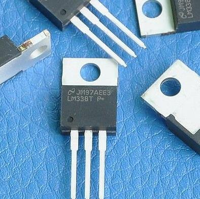 (Kaifani 50pcs LM338T LM338 Voltage Regulator 5A 1.2V to 32V Output is Short-Circuit Protected TO-220)