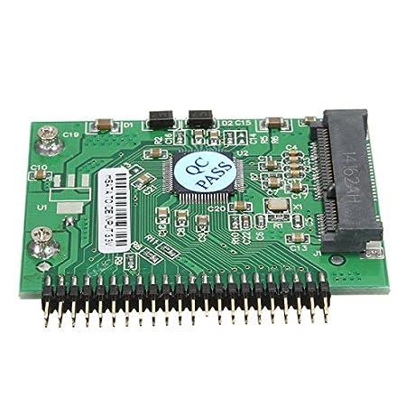 Tutoy Msata Mini PCI-E Ssd A 1,8 Pulgadas 44 Pin IDE Adaptador De ...