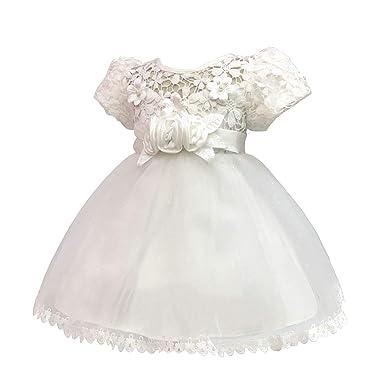 DAZISEN Vestido Traje de Fiesta Princesa - Tutú Falda Gasa para ...
