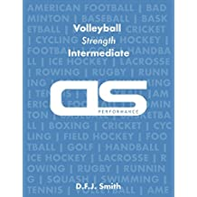 DS Performance - Strength & Conditioning Training Program for Volleyball, Strength, Intermediate
