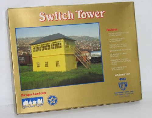 (IHC 4102 Sitch Tower Ho/1:87 NIB)