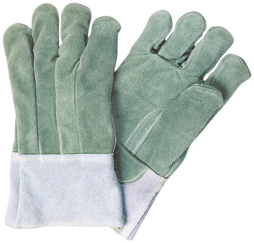 1-Pair Steel Grip SC710-4 High Temperature Split Leather Glove