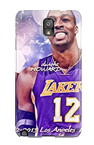 David R. Spalding's Shop los angeles lakers nba basketball (85) NBA Sports & Colleges colorful Note 3 cases