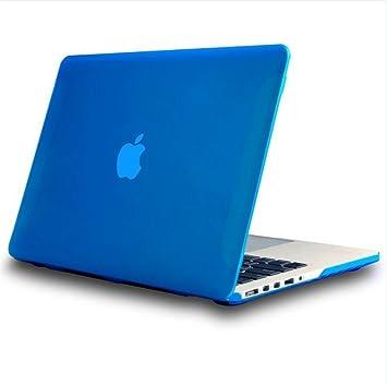 Carcasa para MacBook Pro 13 Retina, Ximeng tacto suave ...