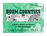 img - for Boom counties: A guide to wealth and serenity in a high-risk economy book / textbook / text book