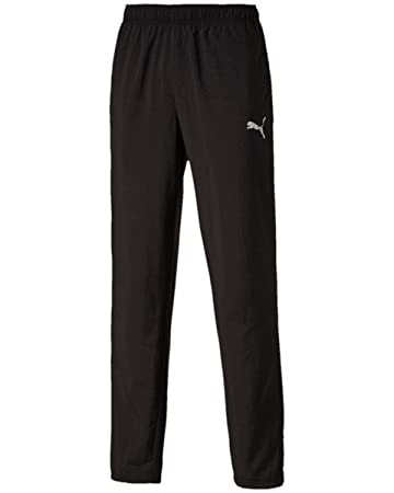 Details zu PUMA Woven Pants Herren Sport Hose Freizeit Sport Trainingshose schwarz neu