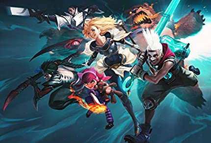 Amazon.com: League of Legends $25 Gift Card - NA Server Only ...