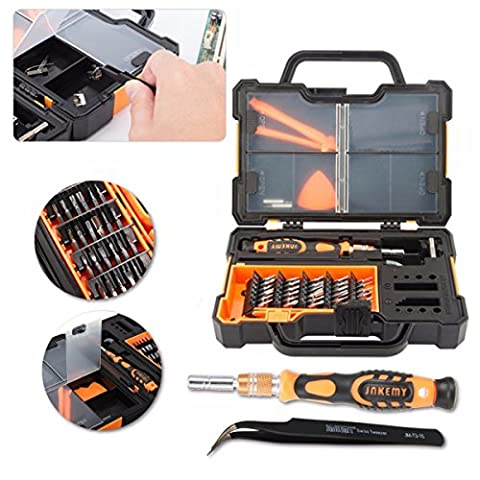 Best to Buy New JM-8152 44 in 1 Multi-Bit Tools Repair Torx Screwdrivers Kit Set for PC Computer (Zune Home A V Pack)