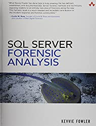 SQL Server Forensic Analysis (paperback)