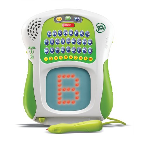 LeapFrog Scribble and Write Tablet (Best Electronic Learning Devices For Toddlers)