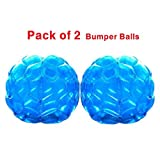 Geekper Sumo Bumper Balls - Inflatable Body Bubble Ball Bumper Bopper for Kids and Adults 36'' - 2 Balls